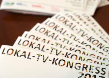 Pressemitteilung: Lokal-TV-Kongress mit Besucherrekord erfolgreich zu Ende